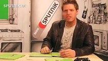 """Interview mit Joscha Sauer auf Sputnik: """"Dieses Buch ist gar nicht lustig!"""""""
