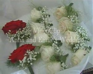 349 - Videoclip Anna and Emile's Wedding