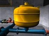 Fonctionnement d'une station de pompage en assainissement