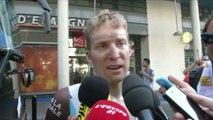Cyclisme - Tour de France : Bakelants «Mon Tour va commencer»