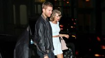 Calvin Harris Is Insanely Happy With Taylor Swift