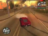 DRIFTING EN GTA SAN ANDREAS PC