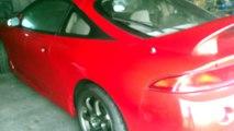 2g Mitsubishi Eclipse Turbo 420a engine - video dailymotion