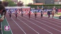 Finale 100 m Cadettes