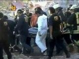 Chile 03:34 El terremoto en tiempo real 1/4