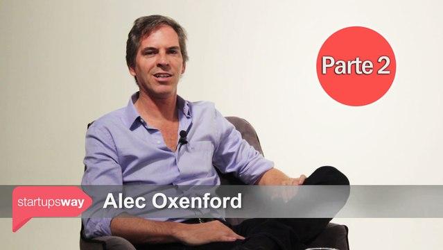 Alec Oxenford (Parte 1 Entrevista)