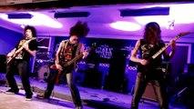 HITMAN : THE PREACHER @  MARITIME METAL & HARD ROCK FESTIVAL