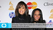 Director Tyler Perry Calls for Prayers, Respect for Bobbi Kristina Brown...