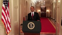 President Obama on Death of Osama bin Laden (May 1, 2011)