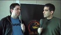 Mortal Kombat 9 Ed Boon Interview Really Funny