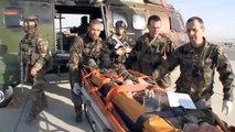 16/03/10 - Kaboul - Service des urgences de l'hôpital militaire de Kaboul : Urgences Role3