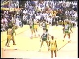 Lakers beat Celtics for Title! 1987: Casey O'Brien reports