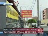 Magdalena: Vigilante y delincuente se enfrentan a balazos (VIDEO)