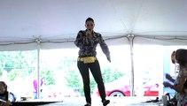 Jacqueline Feilich sings 'Jailhouse Rock' Elvis Week 2009