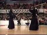 Chiba sensei vs Sumi sensei - 50th Anniversary 8.dan Taikai