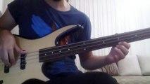 Sıla - Saki Perdesiz Bas Kayıt (Fretless Bass Record)