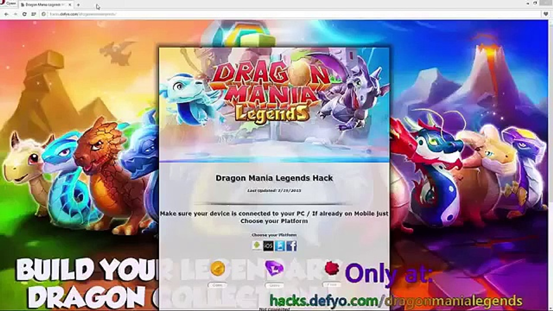 dragon mania legends Hack - Easy to follow instructions