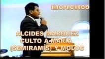 ALCIDES MARQUEZ Culto a Maria (Semiramis)  Moloc y la verdad de la Navidad  Secretos del Vaticano
