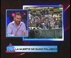 MARCOS DI PALMA HABLA DE GUIDO FALASCHI EN ANIMALES SUELTOS