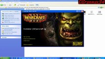 Tutorial Como Instalar Warcraft III Reign of Chaos y Warcraft III frozen throne