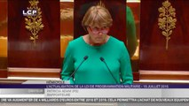 TRAVAUX ASSEMBLEE 14E LEGISLATURE : Projet de loi portant sur l'actualisation programmation militaire
