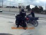 Mikanik Banlieue Sud Tunisie - balade avec Yamaha R6 & Hornet 600