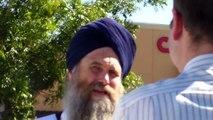 Yuba City Cinemark theatre bans Sikhs wearing kirpans!