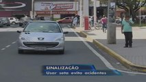 Usar seta pode evitar graves acidentes de trânsito