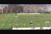 Purdue All American Marching Band Pregame Beginning