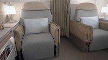 Air France New First Class | 2014