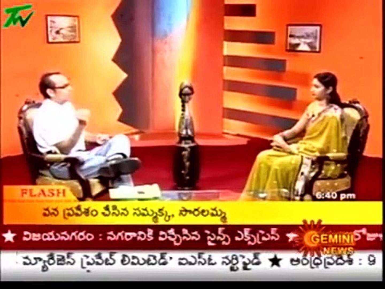 Healthy Kids Happy Kids Foundation Satish Sikha Gemini TV Telugu