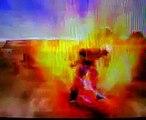 DBZ Tenkaichi 3 Goku Vs Majin Vegeta Teleporting Z Counter