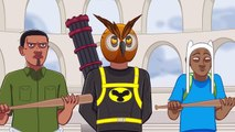 VanossGaming Animated - Gladiators! (From Gmod Sandbox Funny Moments) VanossGaming