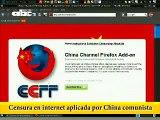 Censura en Internet aplicada por China comunista