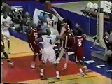 SIRVALIANT VAL BROWN HIGHLIGHT BASKETBALL TAPE NCAA GWU