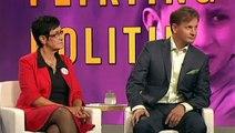 SVT:s slutdebatt - kandidaterna svara på fråga om migrationspolitiken