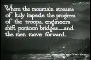 America Goes Over (1of4) (WWI Silent Film)