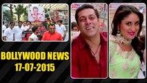 Bajrangi Bhaijaan Salman Khan's BEST FILM Ever Says Bollywood Celebs | 17th July 2015