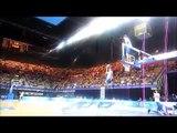 Barjots dunkers Eurobasket women 2013 Basket acrobatique slamdunk