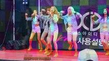 [직캠/Fancam] [EXID(이엑스아이디)] 아예 (Ah Yeah) + '위아래' (UP&DOWN) #Dance #just dance 2015