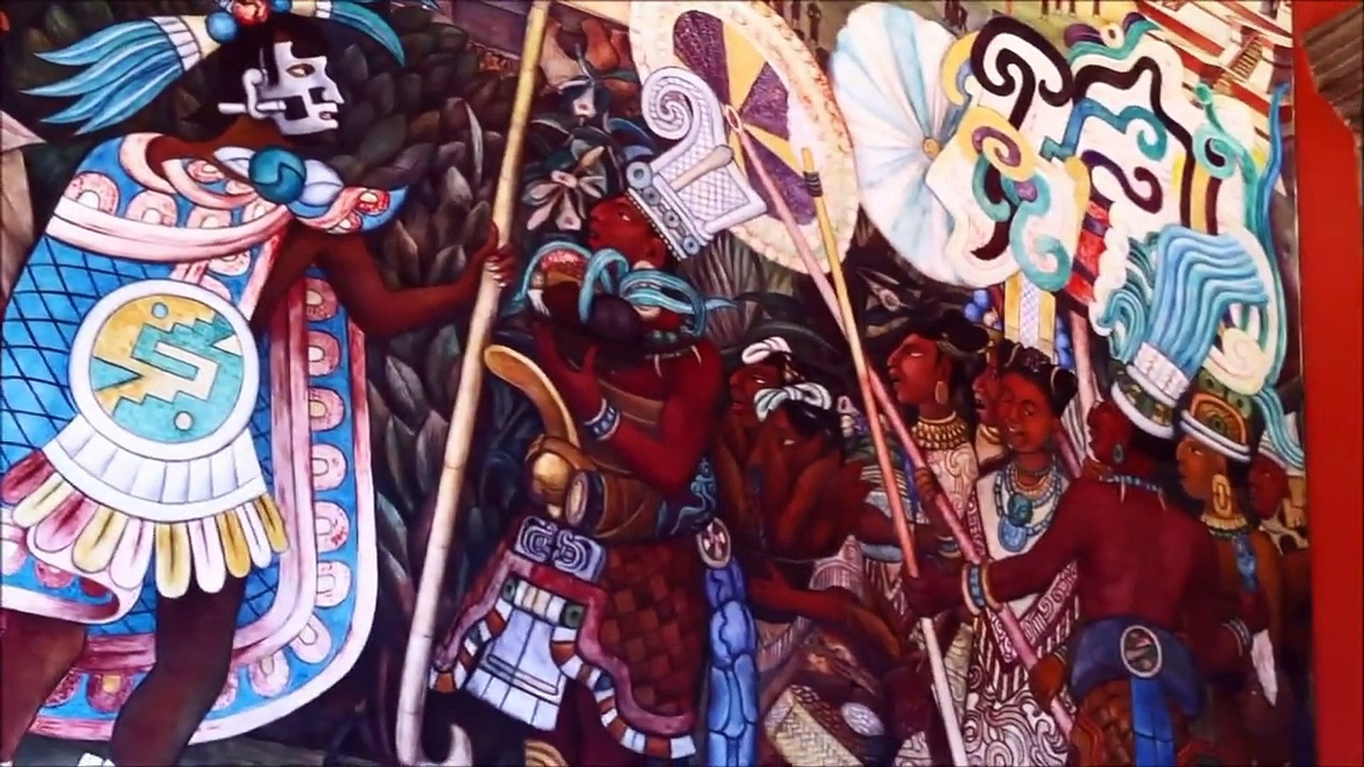 The Many Faces of Mexico City