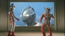 Ultraman Taro Learn How To Fight Like Ultraseven & Ultraman Jack !