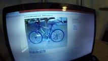 Il se fait voler son vélo, le retrouve en vente sur internet et le vole au vendeur/voleur! Pas mal...