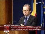 Dacian Ciolos - nominalizat oficial pentru postul de comisar european pe agricultura