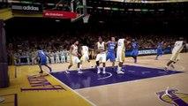 NBA 2K15 PS4 1080p HD Los Angeles Lakers-Orlando Magic Mejores jugadas
