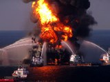 Oil Rig Explosion, Fire - Oil Rig Fire - Oil Rig Incidents