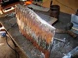 How to Build a Steel Sculpture Bird (Predator)  Marc Spurgin - Metal Sculpture by Design