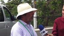 Entrevista al Ingeniero Simón Vélez, al Director CARDER y al Subdirector