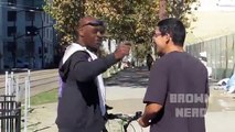 Dropping Guns in the Hood (PRANKS GONE WRONG) - Pranks in the Hood - Funny Videos - Best Pranks 201