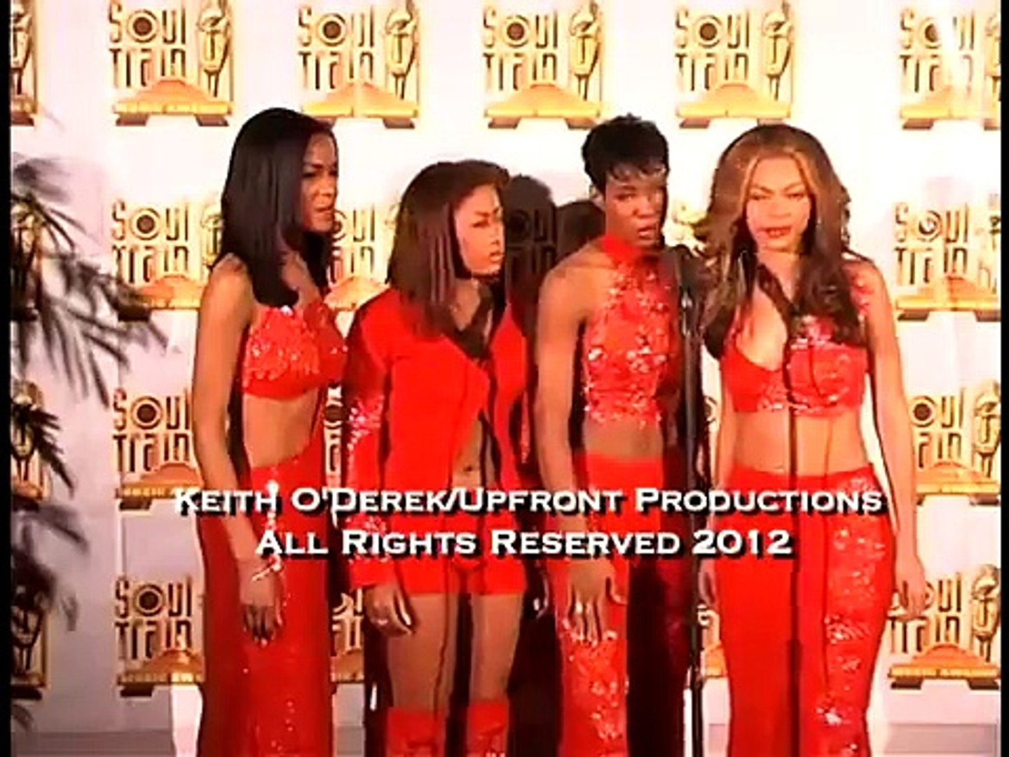 Awkward Interview by Destiny's Child (Soul Train Music Awards Press Room 04 03 2000)00